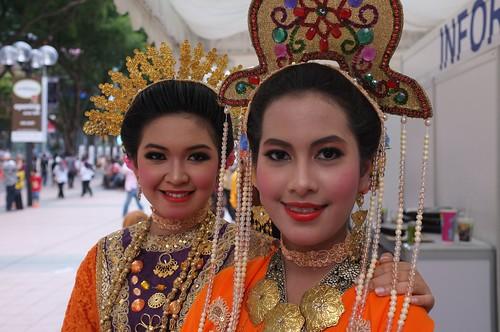 Performer - Indonesian Fair @ Takashimaya Singapore