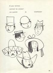 des personnages p18