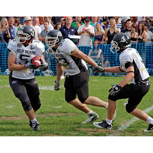 European Federation of American Football Cup final