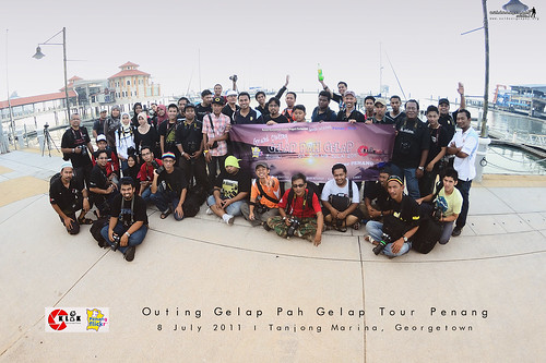 Group Shot #2 | Outing GPG Tour Penang
