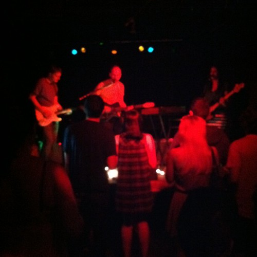 I like this band ... so far.