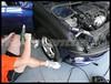 CHAMELEON - Peugeot 206 MATT BLACK - 06 (VADES CENTAR) Tags: auto black car matt 206 vinyl croatia pug wrap mat zagreb chameleon peugeot peugeot206 hrvatska automobil crna vades carwrap asfc folije zaštitnefolije asfolijacentar matcrna chameleonfolijebyasfolijacentar