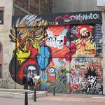 "Street Art <a style=""margin-left:10px; font-size:0.8em;"" href=""http://www.flickr.com/photos/14315427@N00/5923580549/"" target=""_blank"">@flickr</a>"