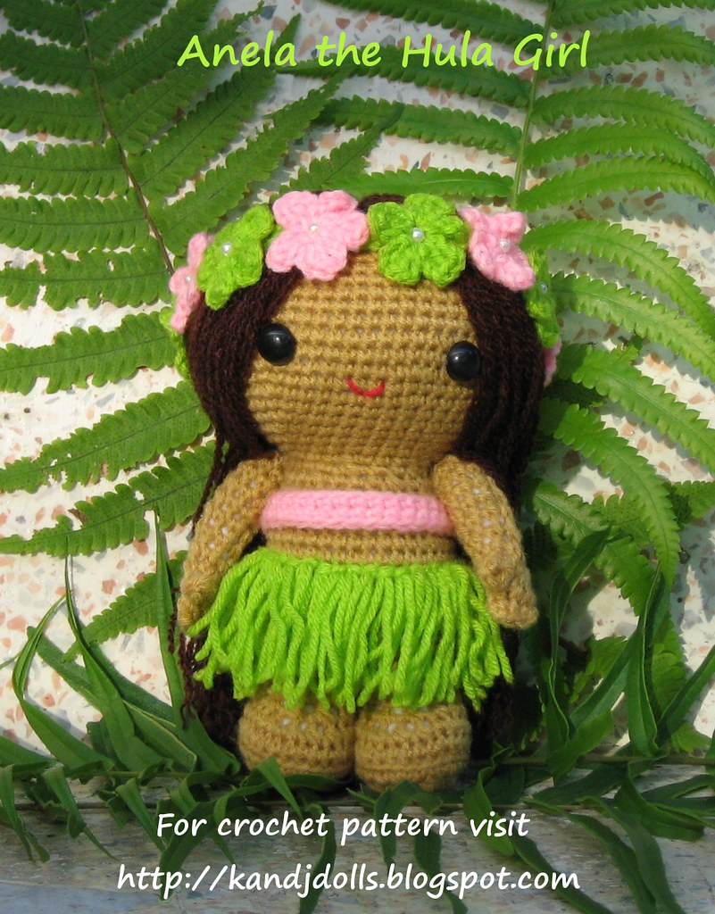 Amigurumi Hawai Doll : The world s best photos of amigurumi and hawaii flickr