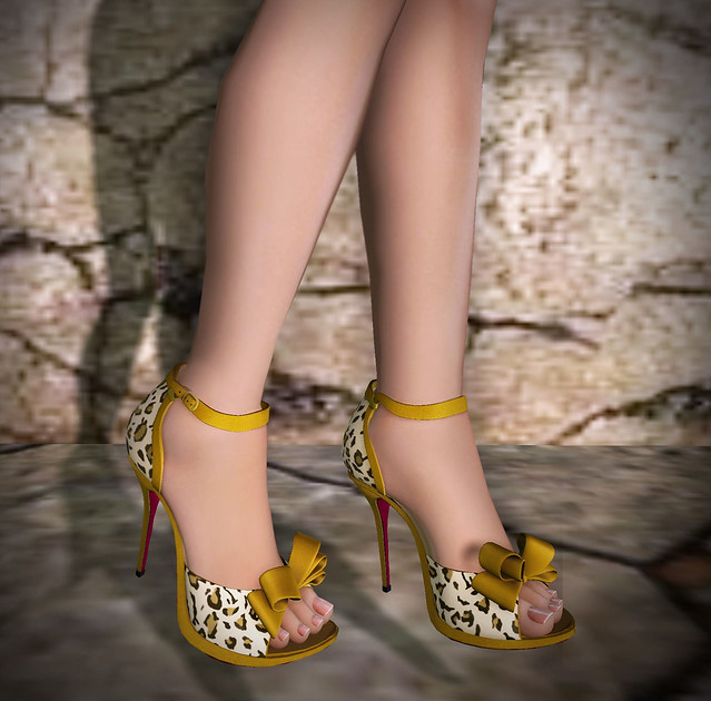 NX-Nardcotix MANA Moshi Shoes Yellow