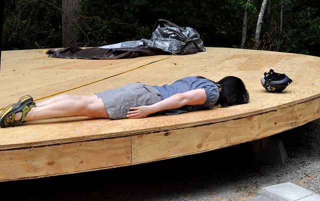 yurt plank