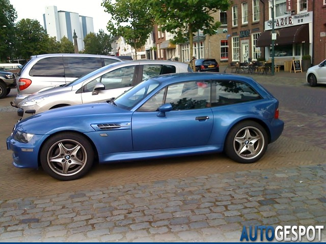 S50B32 M Coupe | Estoril Blue | Estoril/Black