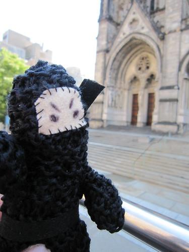 Ninja at St. Michael's