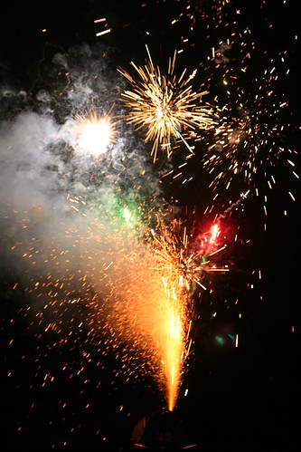 Fireworks of Awesome
