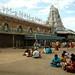 Templo Venkareswara, maior centro de perigrinacao