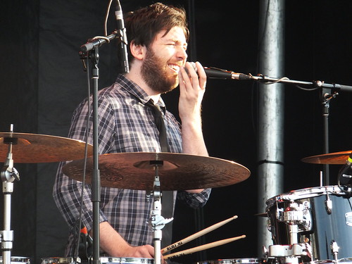 Oli Brown Band at Ottawa Bluesfest 2011