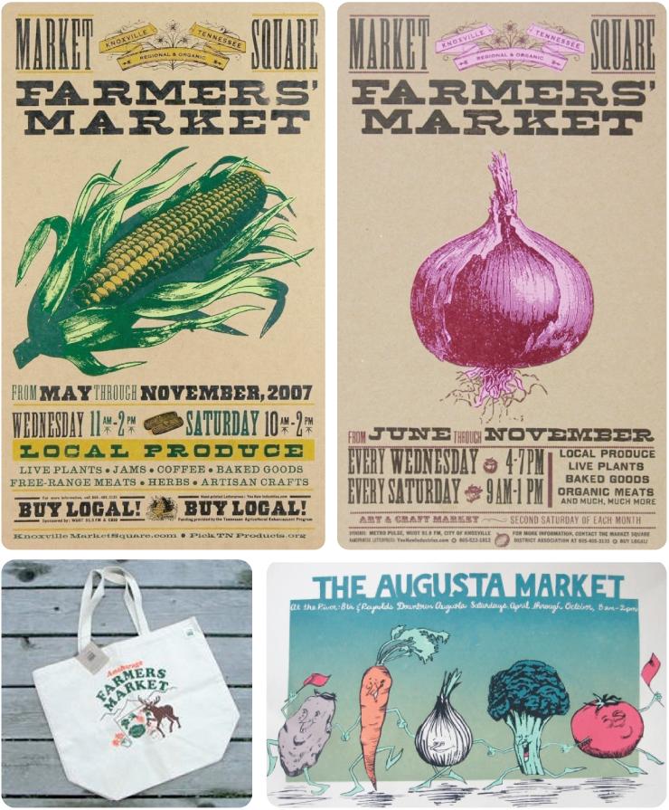 Farmers Market Promos