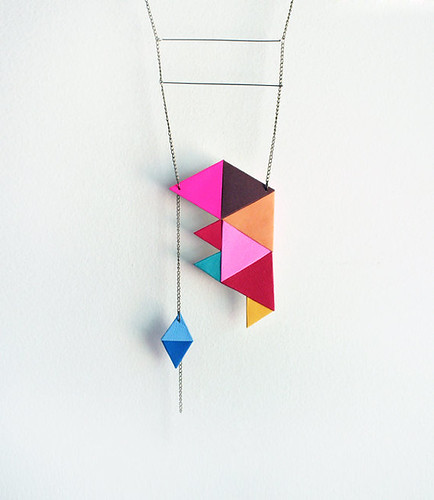 color coding necklace