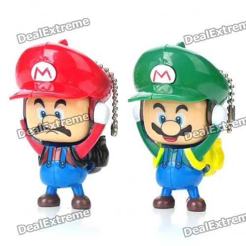 Mario Keychan 3