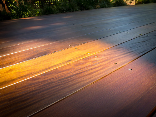 Day 14: Completed deck detail