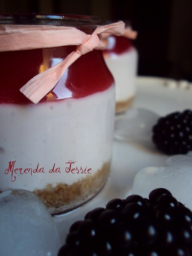 Bicchierini di yogurt