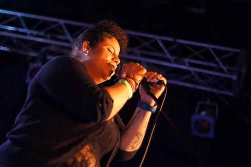 The Beast & Carlitta Durand, Casbah, Durham NC, 07/14/11