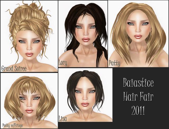 Baiastice Hair Fair 2011