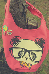 Jay Jays Panda Geek Bag
