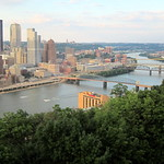 Pittsburgh: Skyline and Monongahela River from Mount Washington thumbnail