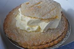 Brisbane (Kat n Kim) Tags: food lunch sweet cream australia brisbane sugar pies qld queensland apricot aussie meatpies yatala yatalapieshop