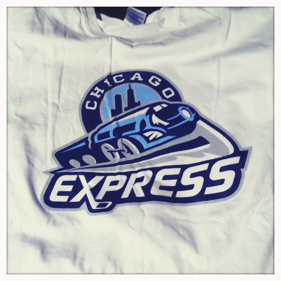 166/365: Chicago Express