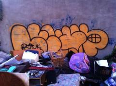 LEWY (S C R A T C H I E S) Tags: nyc graffiti gone lewy btm