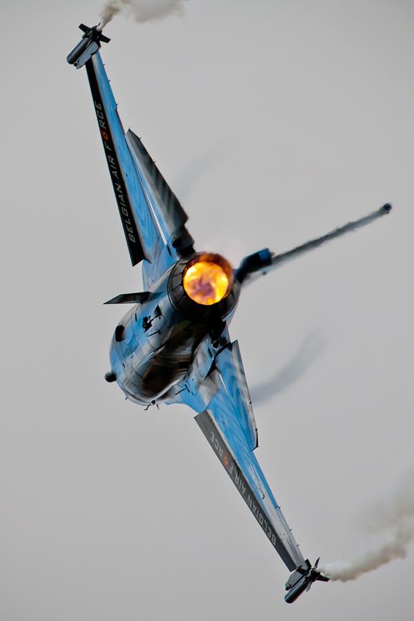 RIAT 2011 Belgium F-16