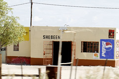 She Been (cowyeow) Tags: poverty she africa street old silly bar weird town crazy funny village sad african empty been wrong prostitution alcohol badsign booze pepsi rough decrepit namibia shebeen funnysign dilapidated brothel rundown namibian uglybuilding funnyname ruacanafalls ruacana crapsign funnyafrica