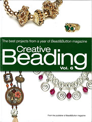 Creative Beading Vol. 6 (beadingfantasy) Tags: necklace helsinginsanomat angrybirds rivio beadandbutton