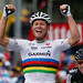 Thor Hushovd - Tour de France, stage 16