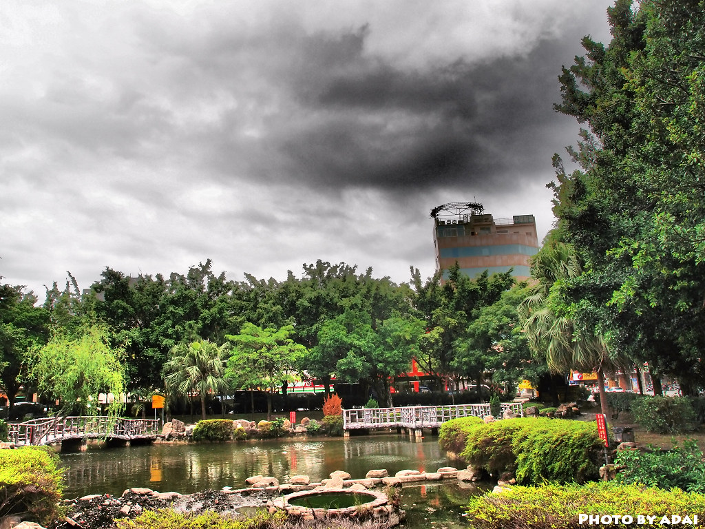 2011.7.20 員林公園