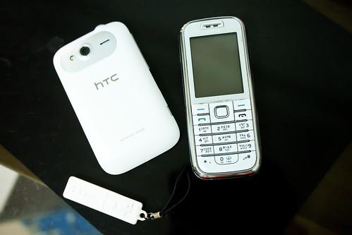 HTC Wildfire S -12