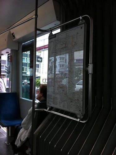 O drive Tram by Beate Knappe
