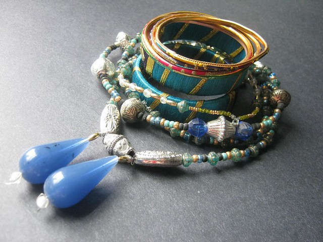 Handmade and Vintage Egyptian Style Jewelry