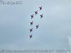 Red Arrows 3/11