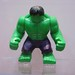 The Hulk - LEGO Super Heroes Minifigs - Marvel Comics