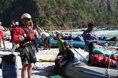 Tamur  Adventure rafting and Kayaking river trip