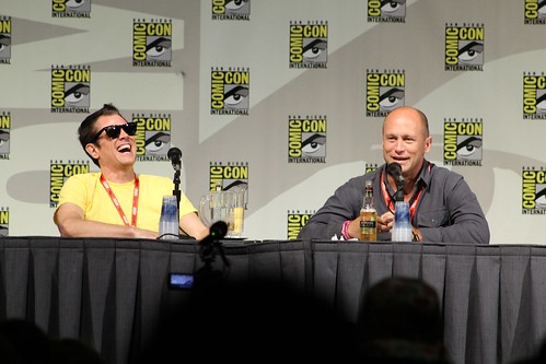 San Diego Comic-Con 2011 - Day 1