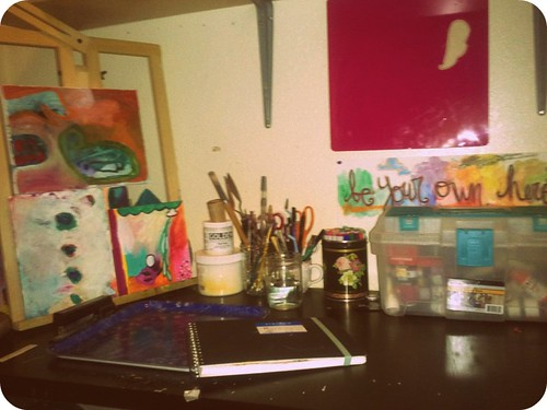 Studio Desk (current)