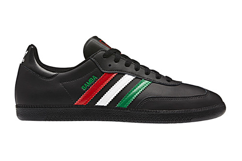 italian colorway sambas