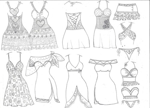 Pretty Dress Designs