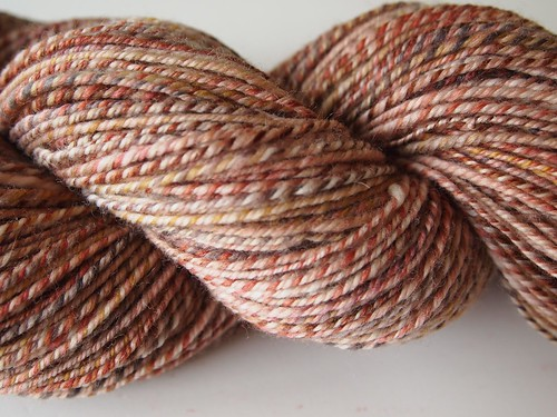 Petey Pete on sw Merino, 4oz, 3ply, 300yds
