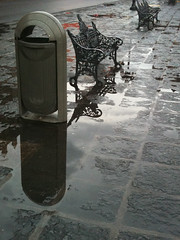 Esperando (blackferien) Tags: street méxico mexico agua centrohistorico centrohistórico ciudaddeméxico chilangolandia