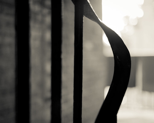 iron railings by mdx