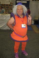 Mr. Mxyzptlk cosplay at Comic-Con 2011