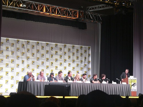 Comic-Con 2011 - Saturday