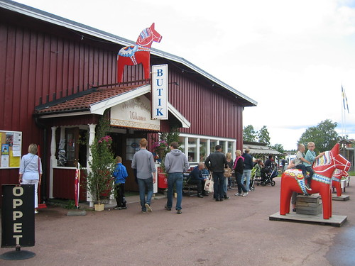 Dala Horse Shop