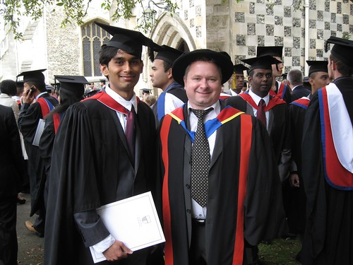 University of Bedfordshire Graduation Ceremony July 2011 - a photo ...