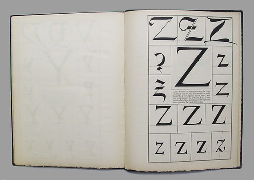 Frederic W Goudy - Alphabet - Fig8
